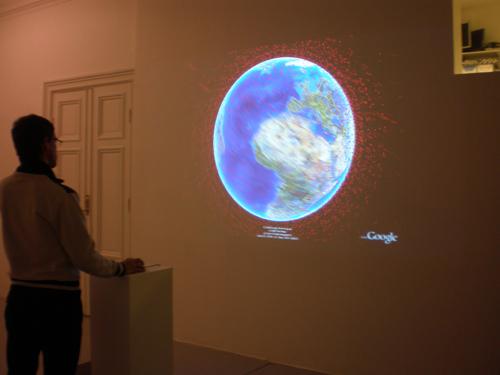 mLabs 1 WARNING! mulai tahun 2012 sampah akan berjatuhan dari luar angkasa